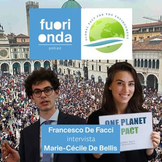 Ep.3    Un Patto Mondiale per l'ambiente - Marie-Cecile de Bellis