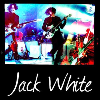 The Gunslinger: Jack White