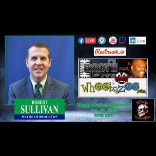 Jul. 07, 2021: Brockton Mayor Robert Sullivan
