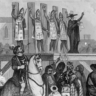 Fact or Fiction - The Inquisitions