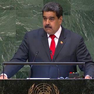 Maduro dispuesto a estrechar la mano de Trump