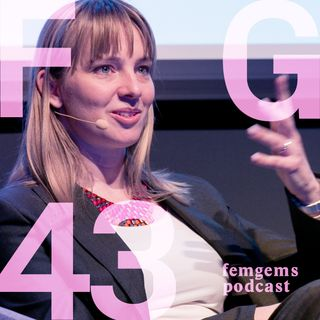 The ups and downs of being a social entrepreneur /with FemGem43 Anne Kjær Bathel