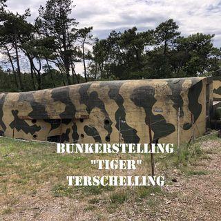 """In gesprek met Jort Spanjer van het Bunker Museum van Terschelling over oa Radar Stellung """"TIGER"""", een must om te bezoeken !"""