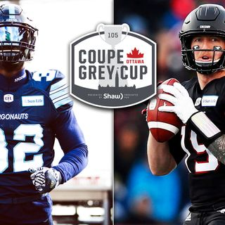 CFL Weekly Pick'em Show:Grey Cup Preview W/Robert Drummond