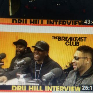 Dru Hill On The Breakfast Club!!!! Jazz And Nokio Are Out The Group???