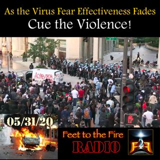 F2F Radio- As the Virus Fades, Cue the Violence