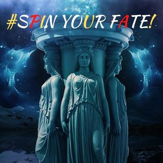 #SPIN YOUR FATE! Ft. Andrea Uvanni