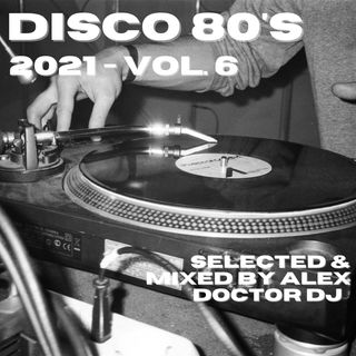 #145 - Special Disco '80 vol.7 - July 2021