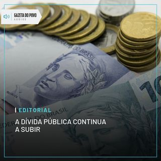 Editorial: A dívida pública continua a subir