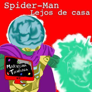 Marvel Agosto 2019 - [SPOILERS] Spider-Man Lejos de casa