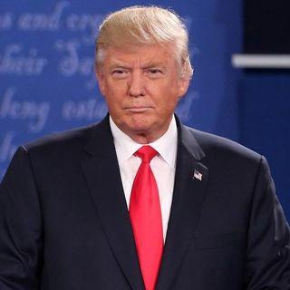 "Trump Says ""New York Times"" Lying"