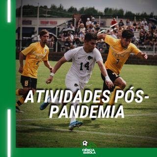 Ep.42: Retorno das atividades na base no pós-pandemia | Felipe Furtado