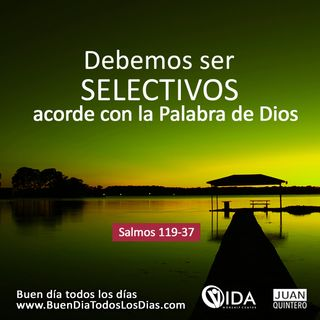 BUEN DÍA - SER SELECTIVOS