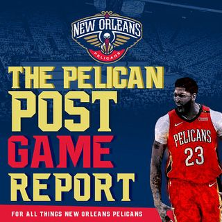 The Pelican Postgame Report #305 PELS WIN 3 IN A ROW!