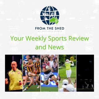 AFL RD 12   Aussie Around The World in Golf Results