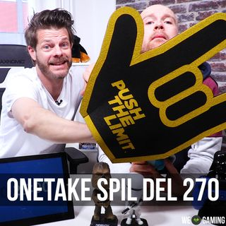 OneTake Spil - del 270