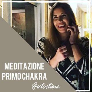 Meditazione 1 Chakra - Autostima