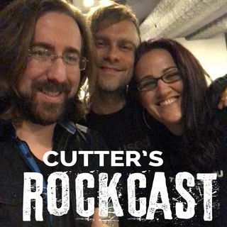 Rockcast 174 - Backstage with Bert Mccracken of The Used