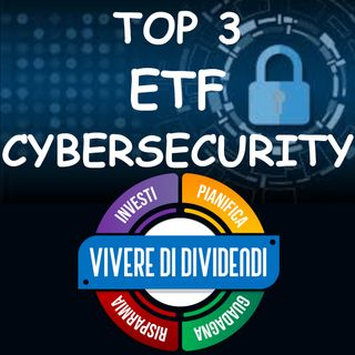 TOP 3 ETF CYBERSECURITY