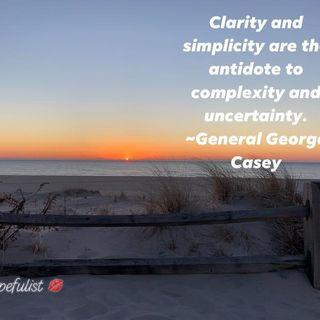 Gaining Clarity! Ep. 454