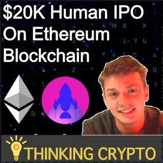 Interview: Alex Masmej - Human IPO $20K Tokenization $Alex On Ethereum Blockchain - Rocket DeFi Loans NFT