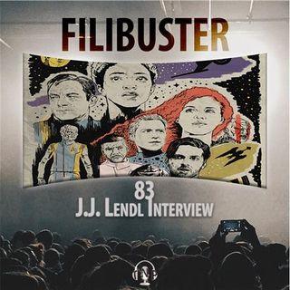 83 - J.J. Lendl Interview