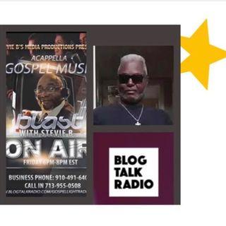 Stevie B. A Cappella Gospel Music Blast (Episode 204)