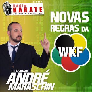 NOVAS REGRAS DA WKF - Rádio Karate