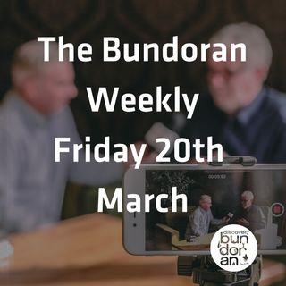 083 - The Bundoran Weekly - Friday 20th March 2020
