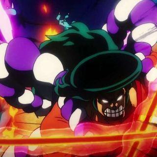 One Piece episodio 973: Se nos revela la EJECUCIÓN DE ODEN y LA TRAICIÓN de KAIDO y OROCHI hace 5 años...😑