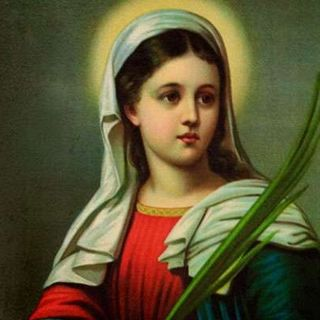 Santa Lucía, virgen y mártir