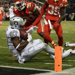 Football 2 the MAX:  TNF Breakdown:  Raiders Win Thriller in Oakland