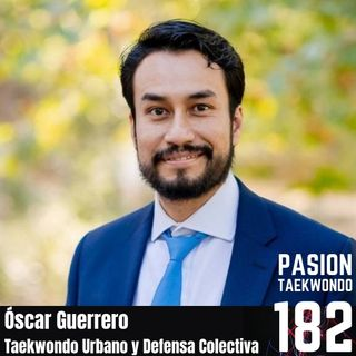 Oscar Guerrero - Taekwondo Urbano y Defensa Colectiva