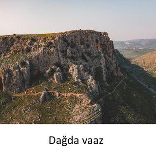 Dağdaki Vaazın Bağlamı