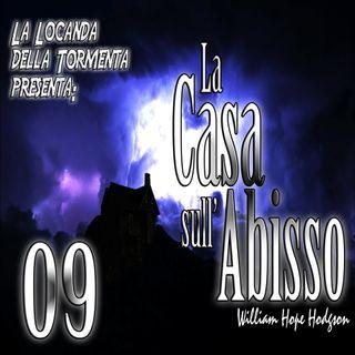 Audiolibro La Casa sull Abisso - William Hodgson - 09
