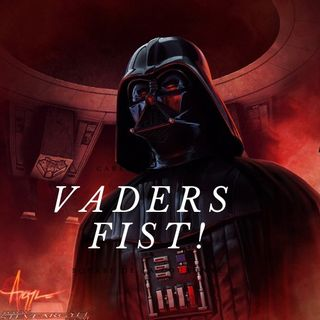 Vaders fist! Boba is back!!!!