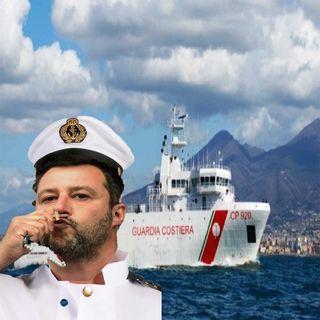 Salvini al processo, giusto o sbagliato?