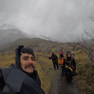 EP02.. Trecking W en Torres Del Paine, Chile