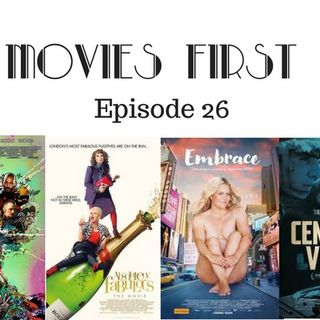 Movies First with Alex First & Chris Coleman Episode 26 - Suicide Squad/Ab Fab