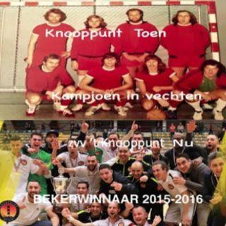 Knooppunt van Buurthuis team uit de Pijp tot Landskampioen zaalvoetbal.