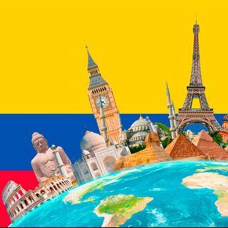 Colombianos en Europa