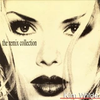 Kim Wilde FOUR LETTER WORD - LATE NIGHT MIX -