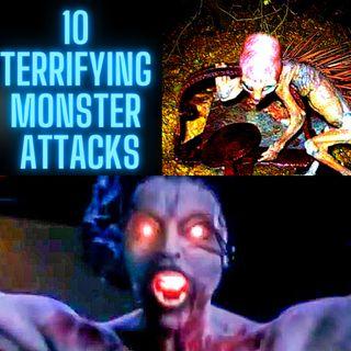 10 Terrifying Real Life Monster Attacks
