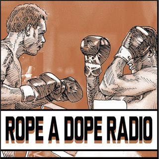Rope A Dope Radio: Jake Paul Gets Rocked Outboxes Woodley! Who's Next? #LaraWarrington2 Preview!