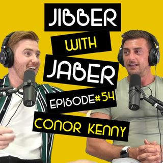 Ep 54 | Conor Kenny | Safe moon and why bitcoin and the crypto market crashed | Jibber with Jaber