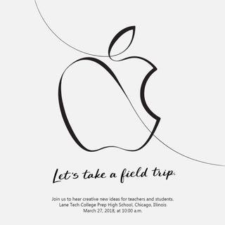 Presentación de Apple 27 marzo e iOS 11.3