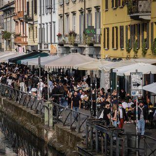 L'Italia quasi libera, continuano le riaperture