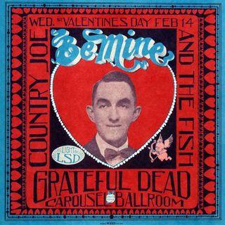 Country Joe McDonald Live at Carousel Ballroom on 1968-02-14