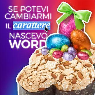 Ep. 80 - Che ci faccio con gli avanzi di Pasqua?! 🐇