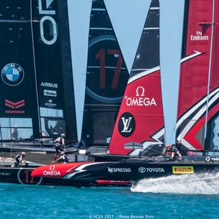 America's Cup Talk: Team New Zealand v Team USA